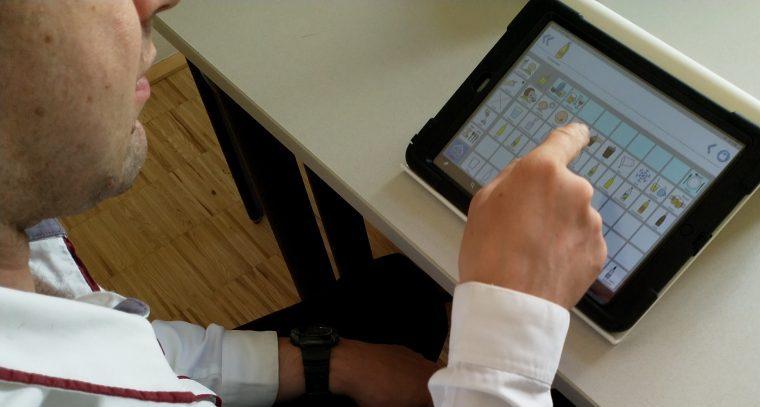 iPads als Kommunikationshilfe für Menschen mit Autismus