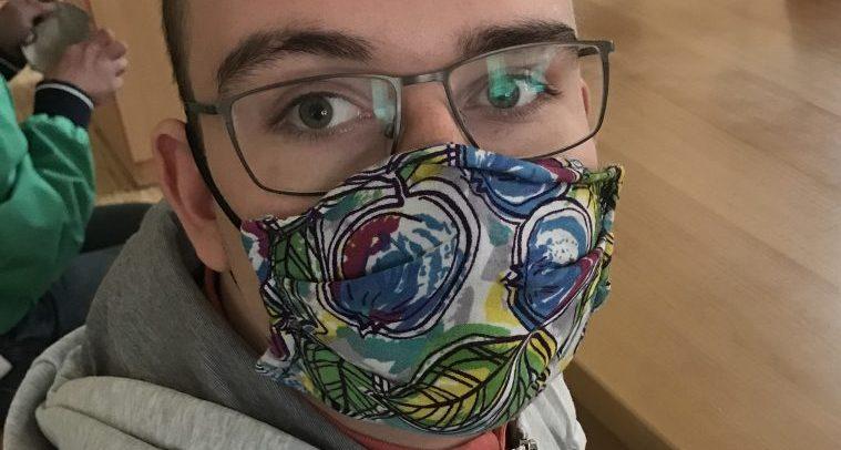 Masken bei Rainman's Home