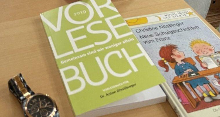 Europäischer Vorlesetag am 18. März